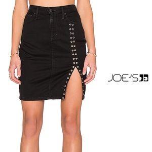 Joe's Jeans Scarlette Showcase Split Pencil Skirt